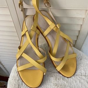 Cole Haan Analeigh Grand Strappy Leather Sandals
